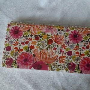 NWT Kate Spade Dahlia Mini Spiral Notepads